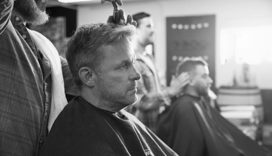 mens haircut pensioners haircuts kettering