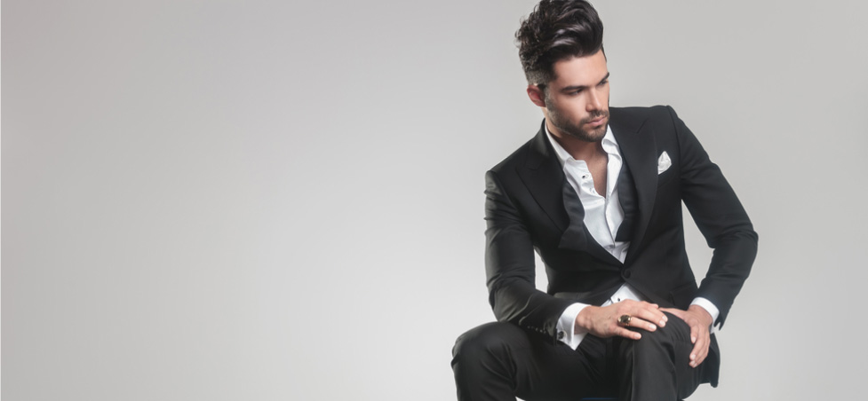 mens grooming and hair