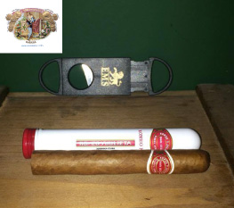Romeo Y Julieta No. 3 cuban cigars kettering mens barbershop