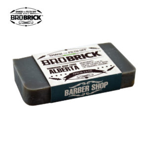 BroBrick soap for men Barbershop Mens Soap scent