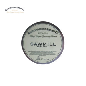 Sawmill Beard Balm Bedfordshire Beard Co beard balms
