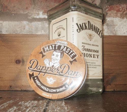 dapper dan matt paste mens hair barbershop kettering