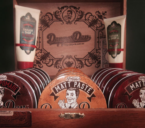 dapper dan mens grooming products mens hair products barbershop kettering