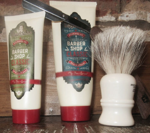 dapper dan mens shave products barbershop kettering